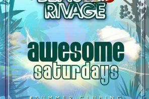 Awesome Saturdays το απόλυτο Σαββατόβραδο μόνο στο Beau Rivage! (Λόγγος) | 27|8