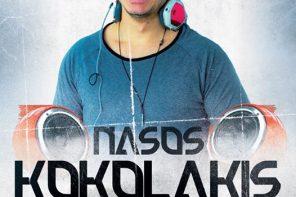 Ο Dj Nasos Kokolakis στο Beau Rivage το Σάββατο 24.6 (Λόγγος,Αίγιο)