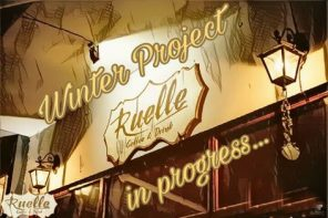 To Ruelle ετοιμάζει winter projects και είναι σχεδόν έτοιμο να υποδεχθεί την νέα σεζόν! (Πάτρα)