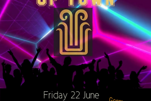 Opening Party @ UP TOWN (Πάτρα) | 22.6